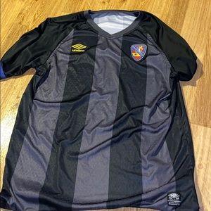 Umbro Barcelona Jersey